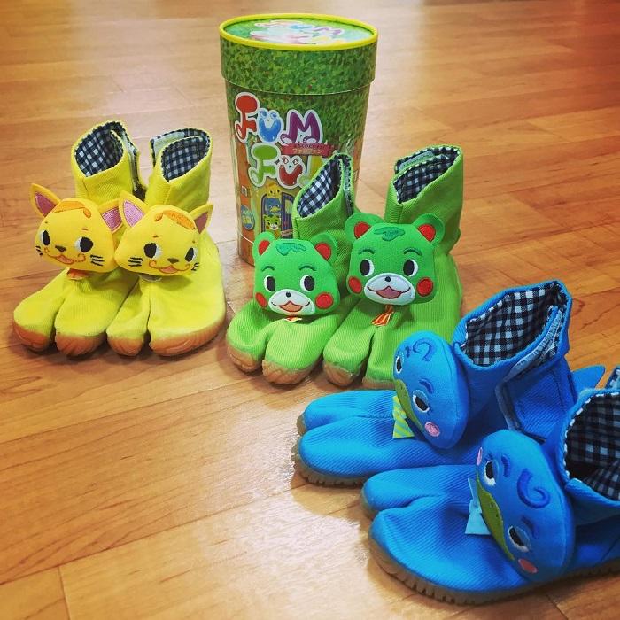 FUMFUM(ファンファン)幼児用ファッション地下足袋キッズモデル兼アンバサダー募集