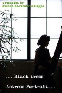 Ciliegia(チェリージア)ブラックドレス撮影会