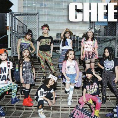 キッズダンスアパレルブランド「CHEER(チアー)」WEBサイトモデルオーディション