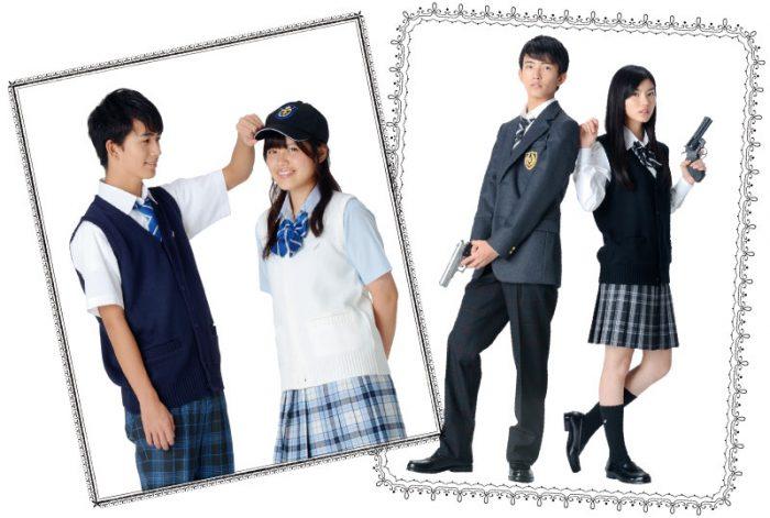 通学服ブランド「KURI-ORI(クリオリ)」2017モデルオーディション