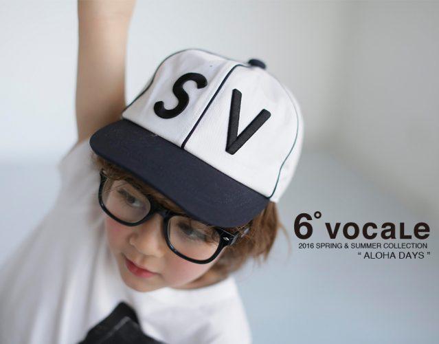 「6°vocaLe(セスタヴォカーレ)」LOOKBOOKモデル募集