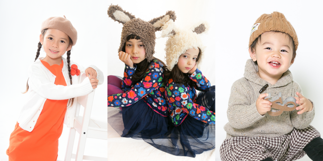 「KIDS-TOKEI FASHION AUTUMN 2016(キッズ時計)」キッズモデル募集