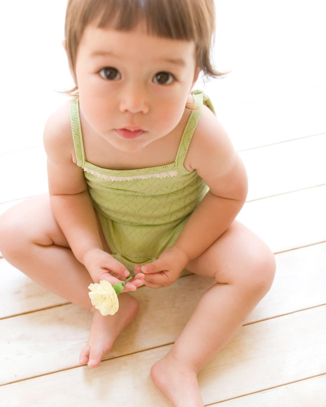 ネットショップ「Organic Cotton yuga(ユウガ)」モデル募集