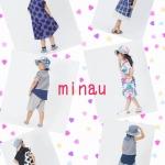新規ブランド「minau(ミナウ)」モデル募集予告