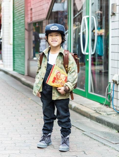 ビジュアルキッズファッションショーマガジン「OYATSU」スナップ特集開催決定!モデルを募集