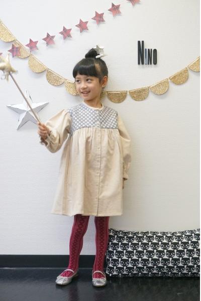 【大阪】子供服ブランド「nino(ニノ)2019AWプレスモデル」女の子モデル募集