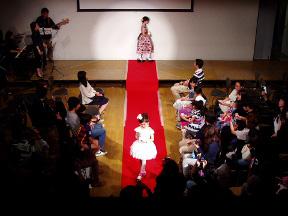 代官山がランウェイになる!「代官山春花祭ファッションショー、ファッションパレード」出演キッズモデル募集