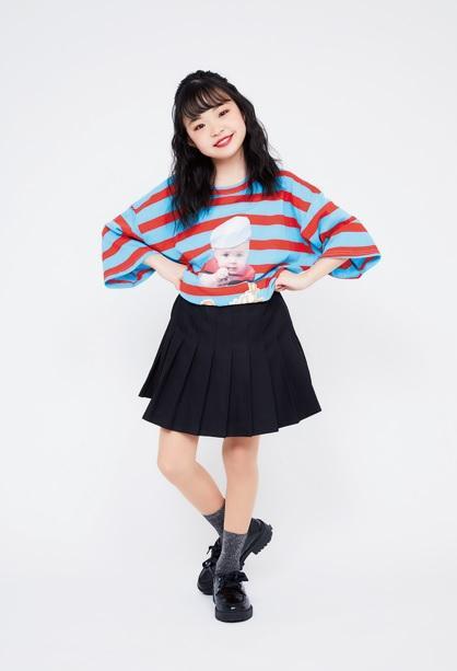【キッズモデル募集】Ario×COURAGE KIDS×LUCA ひなたちゃんと一緒にファッションショー 大阪、北海道、千葉、東京