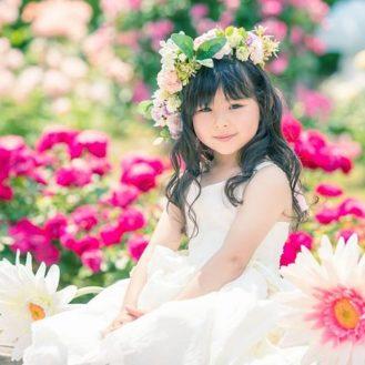 【神戸】キッズ時計 FLOWER KIDS-TOKEI in KOBE