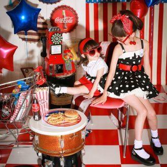 【九州】キッズ時計 American Cafe
