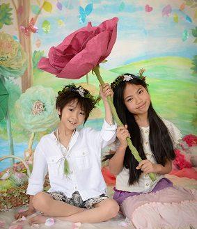 【北海道ママ企画】キッズ時計 the two worlds for kids