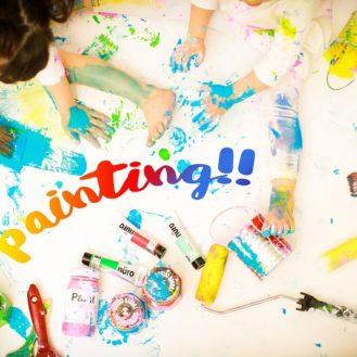 九州限定スペシャル撮影会「painting!!(キッズ時計)」キッズモデル募集