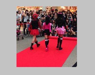 「大宮ステラタウン、ステラモール」ハロウィンファッションでキッズモデル体験