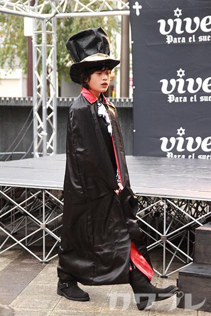 高円寺フェス2016「ハロウィンファッションショー」 vol.1