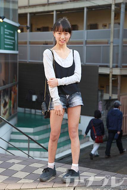 HINAさん|原宿