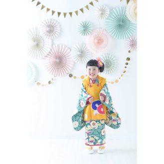 【富山】写真館「スタジオbe魚津店七五三モデル」キッズモデル募集