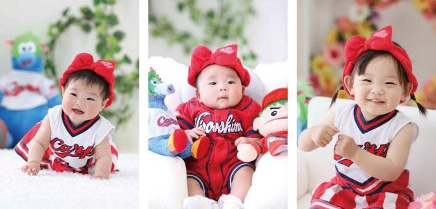 【ベビーモデル募集】広島カープ 赤ちゃん写真展 赤ちゃんモデル募集|広島
