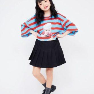 【キッズモデル募集】Ario×COURAGE KIDS×LUCA ひなたちゃんと一緒にファッションショー|大阪、北海道、千葉、東京