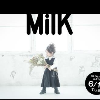 【キッズモデル募集】kids-tokei on MilK Korea(キッズ時計)