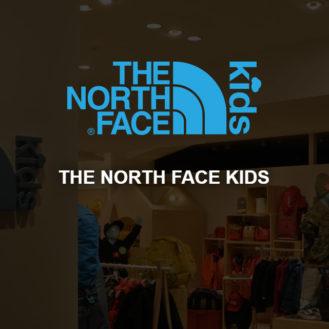 【知ってた?】キッズ専門のアウトドアショップ「THE NORTH FACE kids」