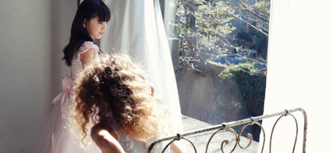 インポートレンタルドレス Garden Party 秋冬イメージビジュアル キッズ&ジュニアモデル募集|東京