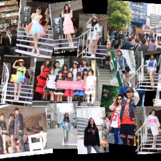 OSAKA STREET COOLECTION(大阪ストリートコレクション)ファッションショー出演キッズモデル募集|大阪