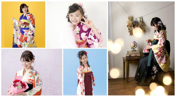 写真館ピノキオグループ 卒業袴キッズモデル募集|関東