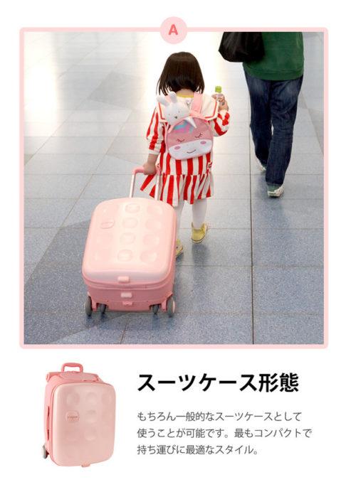 スーツケース形態