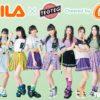 FILA×TEG TEG cheered by Girls²(ガールズガールズ) の大人気キッズウェア第三弾が発売!