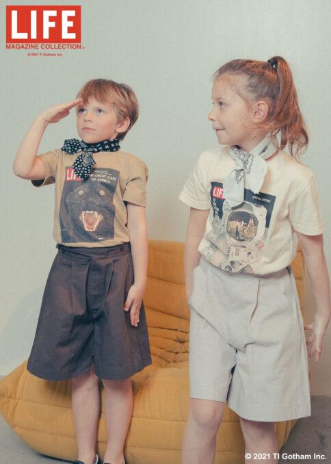 TOMORROWLAND BOYS&GIRLS の2021SSのLOOKが公開